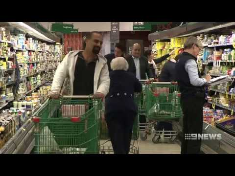 Supermarket Competition | 9 News Perth