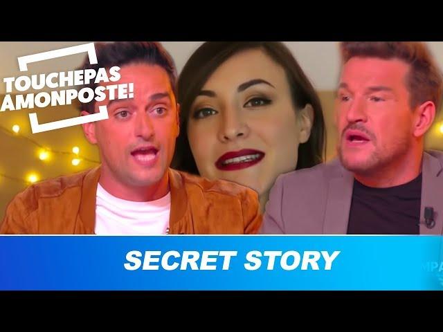 Coulisses de Secret Story : les chroniqueurs réagissent à la vidéo de Morgane Enselme