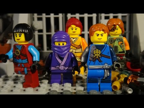 LEGO NINJAGO THE MOVIE - RISE OF THE VILLAINS PART 3 - TRAILER - THE EMPEROR OF FATE