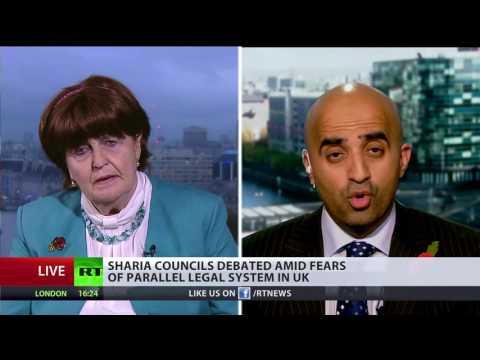 Sharia Councils - discrimination against women? Baroness Cox vs Mohammed Shafiq (DEBATE)