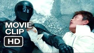 G.I. Joe: Retaliation Extended 4 Min. CLIP (2013) - Channing Tatum Movie HD