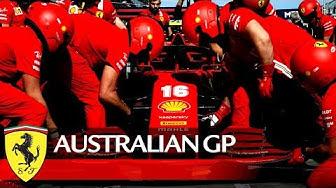 Australian Grand Prix - We will be back!