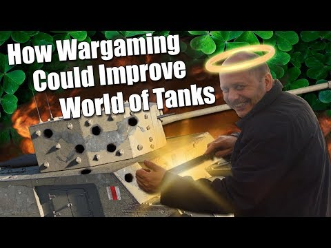 WoT  How Wargaming Could Improve World of Tanks