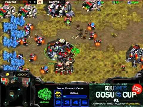 Ro4 Pro7ecT vs CaStrO Game 2