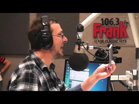 TOM DIXON ON FRANK 106.3 FM