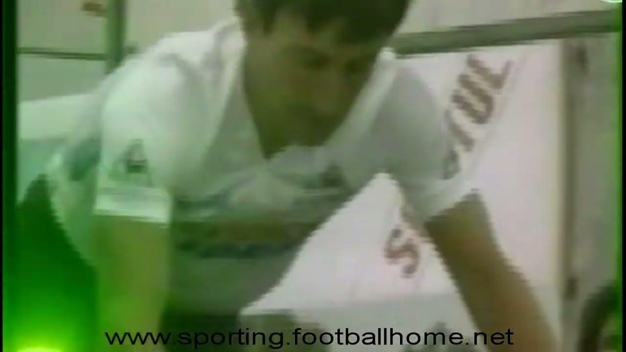 Ciclismo :: Volta a Portugal de 1986 - Vitória de Marco Chagas (Sporting)