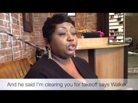 Sonya Walker Beautifully Speaking/Essance Interview