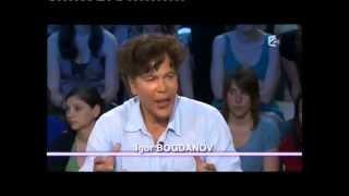Igor et Grishka Bogdanov - On n'est pas couché 12 juin 2010 #ONPC