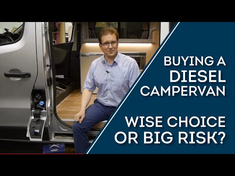 Buying a Diesel Campervan - Wise Choice or Big Risk?   Should I get a Euro 6 VI Camper or Motorhome?