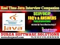 Java Interview Companion||Core Java || what is Vector class  How is it different from an ArrayList?