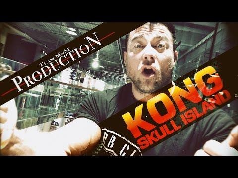 MnM goes Ping Pong King Kong