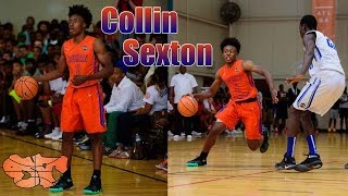Alabama Commit Collin Sexton Puts On A Show For His Hometown In ATL