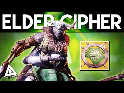 Destiny Elder Cipher Farming - Can It Be Done?