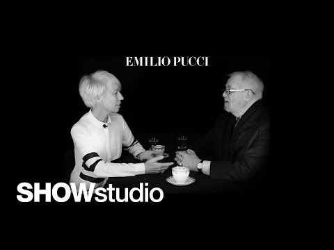 Head to Head: Emilio Pucci Womenswear S/S 16