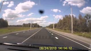 Страшное ДТП на М5 Челябинск