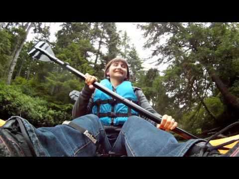 Grant's Getaways:  Siltcoos River Canoe Trail