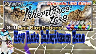 How to Auto Inheritance Zone Speed Attribute 100% Clear with 1 unit x2 +Team Auto Bleach Brave Souls
