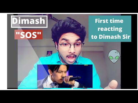 """Indian Singer FIRST TIME Reaction to """"Dimash😍😍 A Souls plea For Help (SOS)"""" (world best singer?)"""