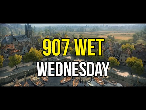 That Lucky 907 Aka Wet Wednesday