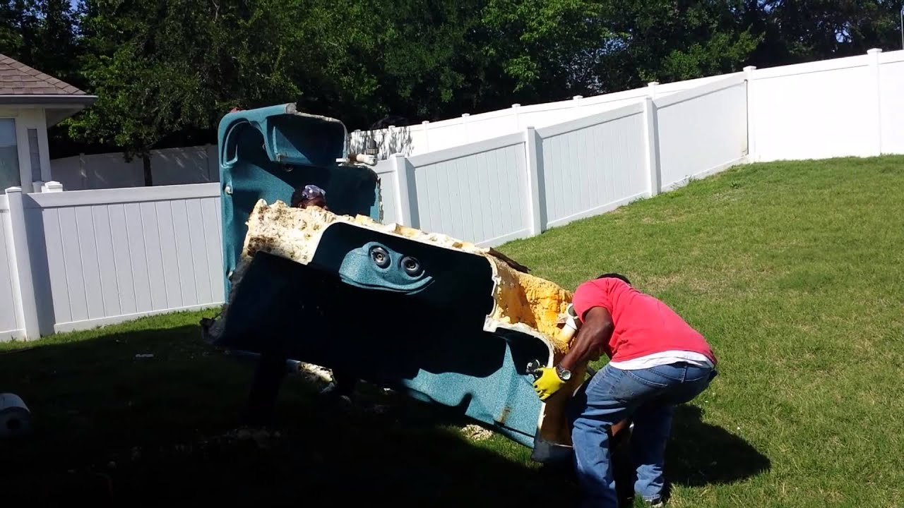 Hot Tub Removal Services   Junk King
