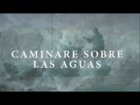 Lenny Flamenco - Caminaré sobre las Aguas ( Video Lyrics )