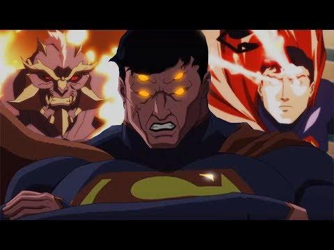 Disturbed- Indestructible Superman vs Doomsday AMV