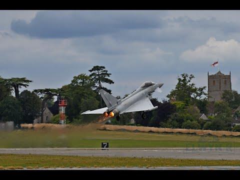 RAF Typhoon Display