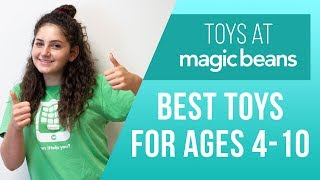 The Best Toys For Kids Ages 4 - 10 😍
