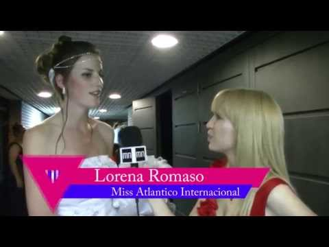 Lorena Romaso ( Desfile Cesanette Modas Auditorio Sodre Adela Reta )