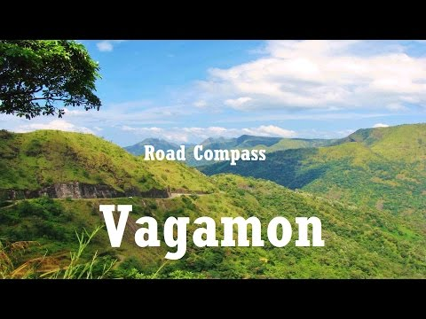 Vagamon Magical tourist places in Kerala. Indian travel and tourism Videos.