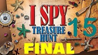 ISPY: TREASURE HUNT [15] WE FOUND THE TREASURE...AGAIN!!!!!!!!! [Let's Play Walkthrough] - Part 15