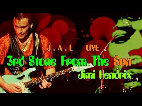 "J.A.L ""Third Stone From The Sun"" (Jimi Hendrix) - Live at AST Berlin"