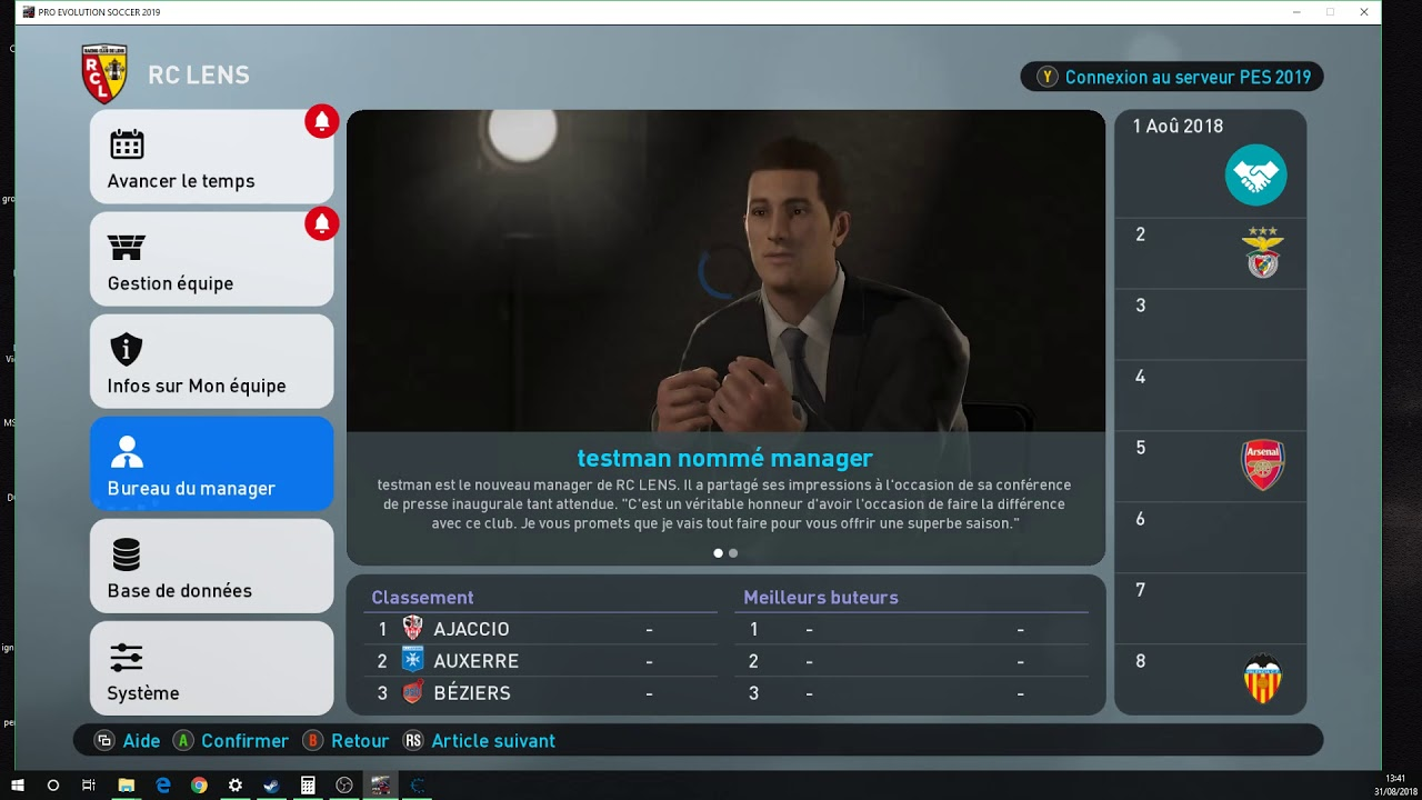 PES 2019 Hack Transfer Budget and Salary Budget in Master League with Cheat  Engine
