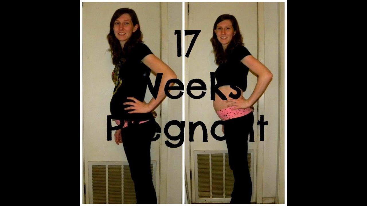 Pregnancy Week 17 Vlog Baby #1 - YouTube