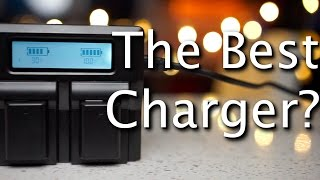 The Best Value Camera Battery Charger? (Dual LCD Charger)