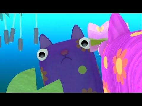 Детские песенки - Деревяшки: Песенка про лужу - мультики для детей / Теремок песенки для детей