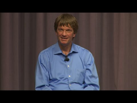 Mike Olson: Opportunities Abound In The Big Data Space [Entire Talk]