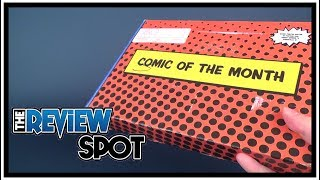 Subscription Spot | Comic of the Month June 2017 UNBOXING!
