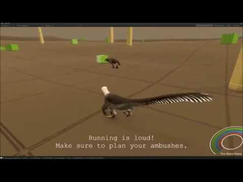 Saurian DevLog #30: AI Perception Improvements