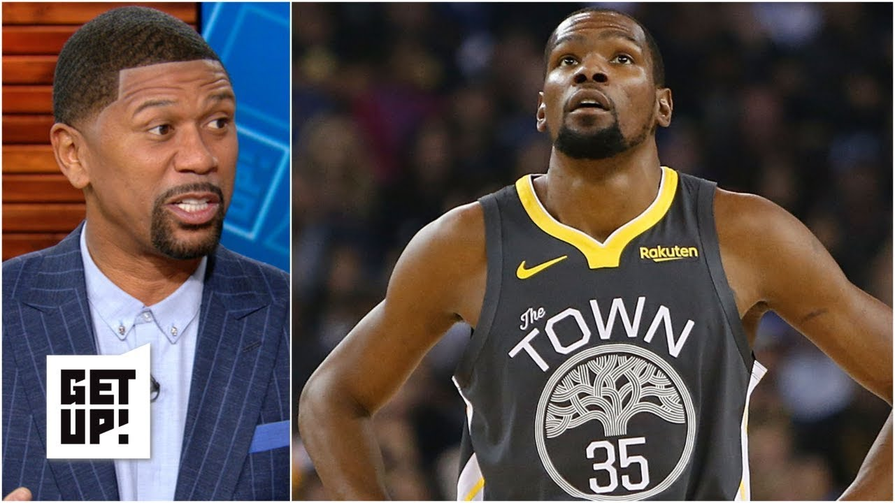 Kevin Durant is not taking the role of villain well – Jalen Rose | Get Up!