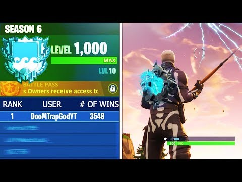 Pro Console Player / 1000+ SOLO WINS / Best Fortnite Tips thumbnail