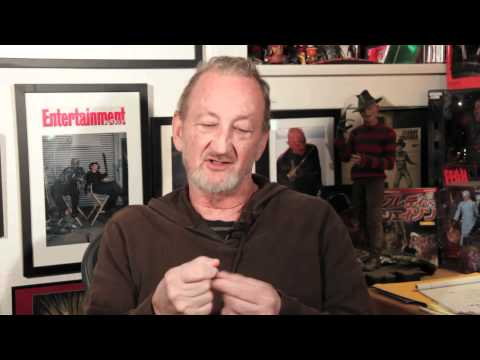 Robert Englund & A Nightmare on Elm Street