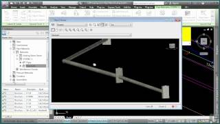 Autocad Civil 3d Tutorial | Laying Out A Pipe Network | Infiniteskills