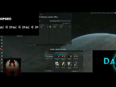 Planetary Industry Eve Online Guide to  7 Bill. Isk Per Month Part 4: Final