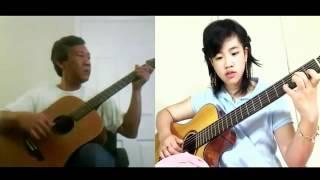Greenfields - Đồng Xanh - Guitar Duet