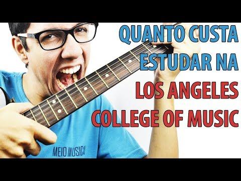 Los Angeles College of Music Quanto custa a faculdada nos EUA   Meio Musical