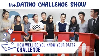 How Well Do I Know My Date? Challenge EP. 5 - DATING CHALLENGE SERIES