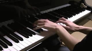 【ピアノ】 夢灯籠 弾いてみた 【ふみ】