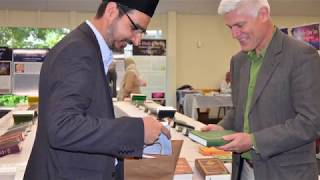 Hamilton, New Zealand Quran Exhibition