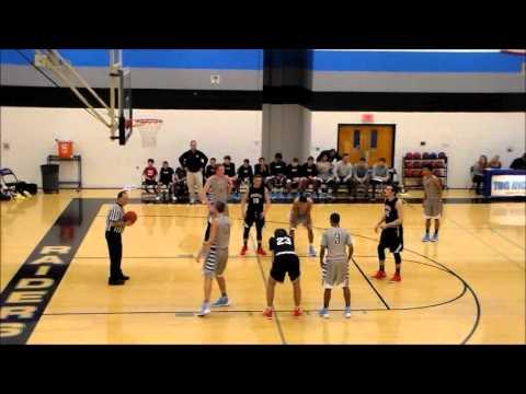 Shore Conference Boys Basketball 15-16: Toms River East-86 vs. Jackson Memorial.-58